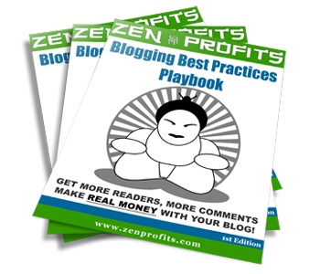 ZenProfits Blogging Best Practices Playbook