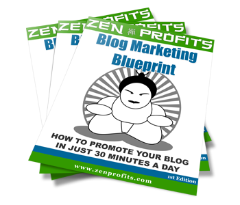 ZenProfits Blog Marketing Blueprint